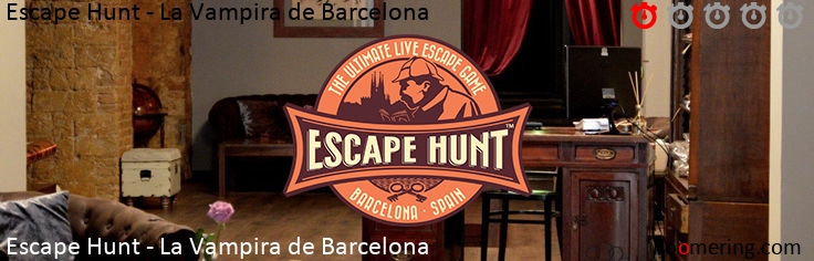 La Vampira De Barcelona Room Escape Opiniones