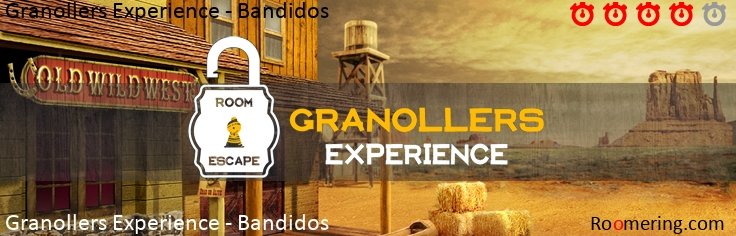 Granollers Experience Room Escape  Granollers Barcelona