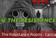 The Resistance Room - Lanzadera Alien