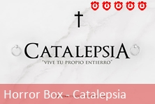 Horror Box - Catalepsia