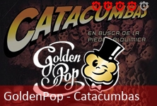 GoldenPop - Catacumbas