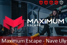 Maximum Escape - Nave Ulysses